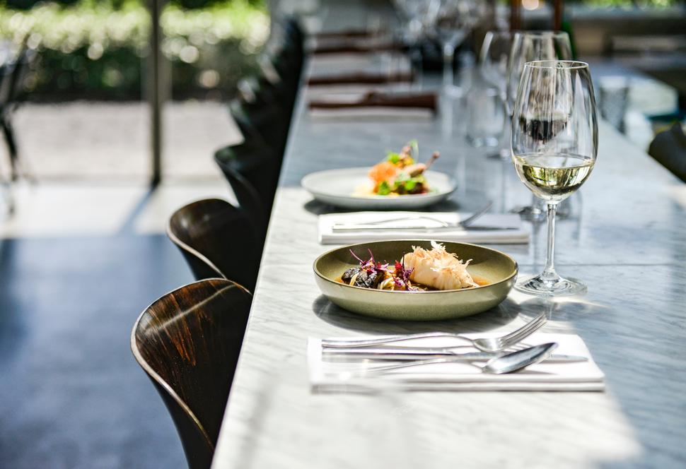Restaurant De Houtloods - foto van gerecht